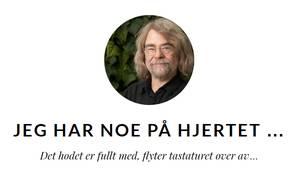 Einar Flydals blogg