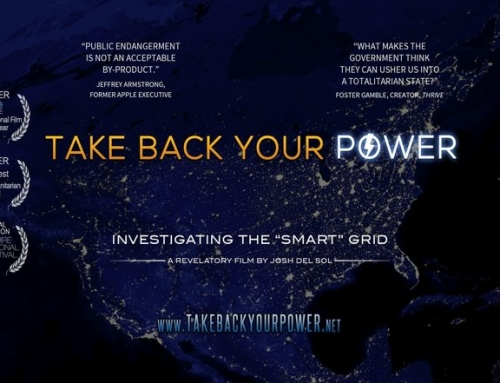 Se den prisbelønte filmen Take Back Your Power gratis