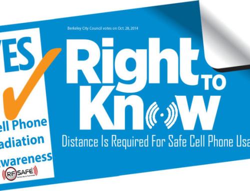 Høyesterett avslår mobilindustriens forsøk på å oppheve Berkeleys «Right to Know»