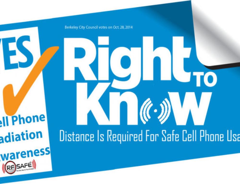 Retten avslår mobilindustriens forsøk på å oppheve Berkeleys «Right to Know»