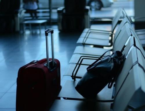 Folkets Stråleverns sikkerhetskort for kroppsskannere på flyplasser