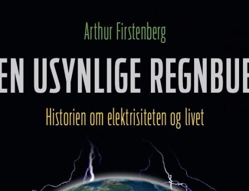 Invitasjon til boklansering av Den usynlige regnbuen på Litteraturhuset i Oslo