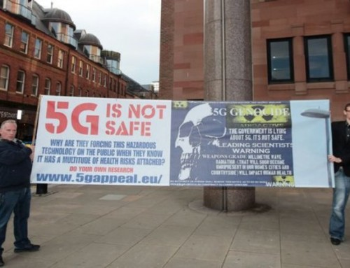 Vant rettssak i England om bruk av 5G-teknologi i lyktestolper