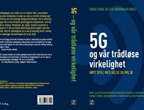 Velkommen til 5G-seminar på Litteraturhuset i Oslo 26. oktober