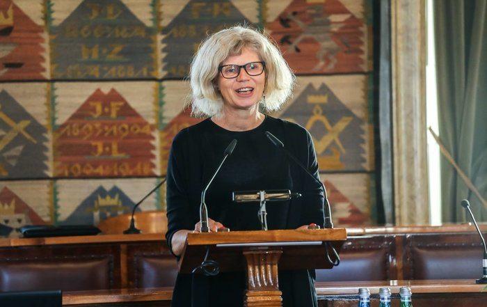 Intervju med seniorrådgiver i Folkets Strålevern Sissel Halmøy