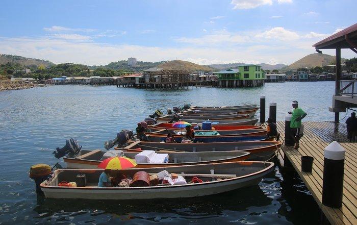 Papua Ny-Guinea gikk fra Smartby til 5G-frys på 4 dager