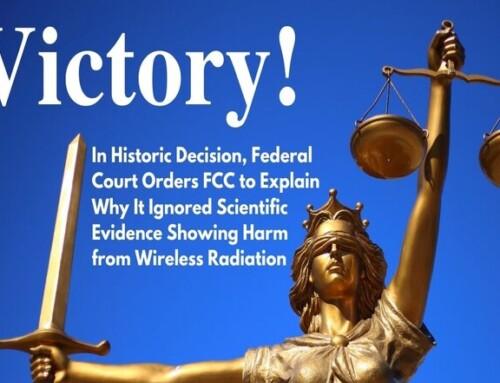 Retten fastslår at FCC ignorerte tiår med studier om potensielle helseskader fra mobiltelefon